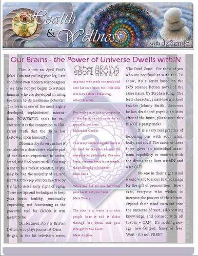 OMTimes :: April 2011 :: Health & Wellness Editorial  pg1