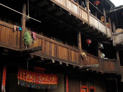 One more picture of a tulou