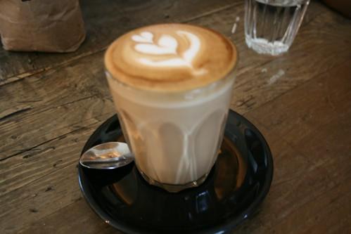 Caravan Latte