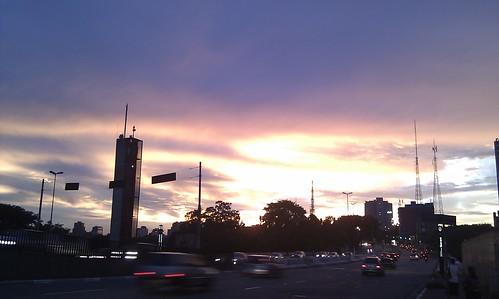 Sumaré, São Paulo, at dawn