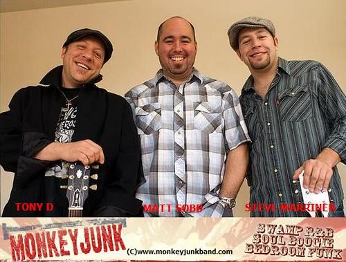 MonkeyJunkband