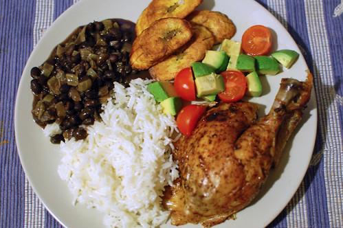 A Peruvian-Style Roast Dinner