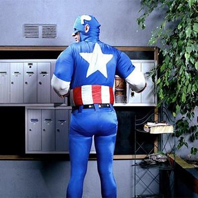 Mania - Capitão América
