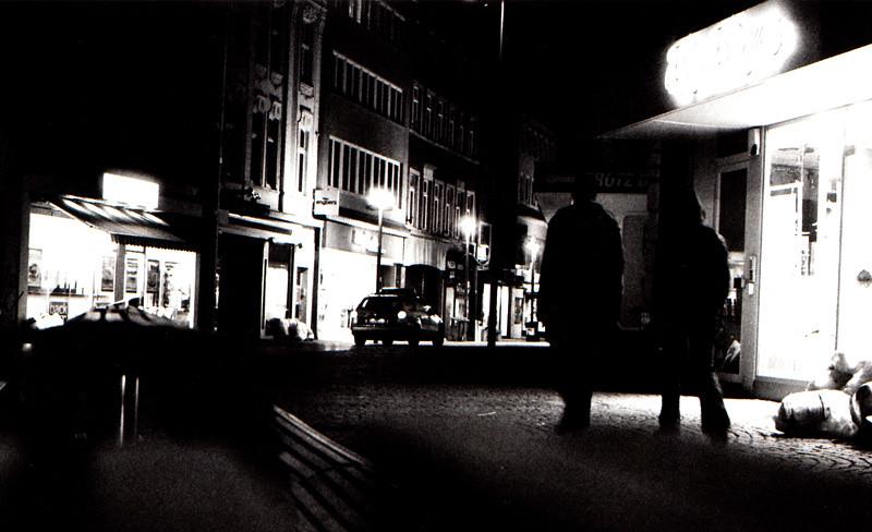 Aachen kleine Adalbertstrasse