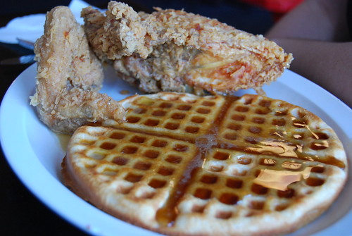 BonnieJeans ChickenWaffle