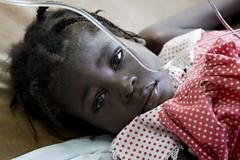 Cholera Strikes Dessalines, Haiti