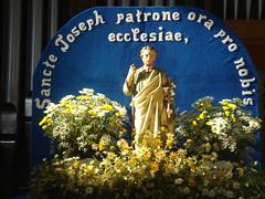 St. Joseph's Day Shrine