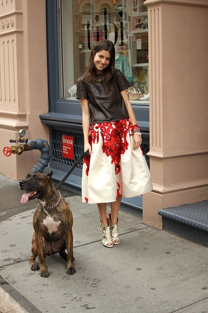 Man Repeller at Tibi Soho (49)