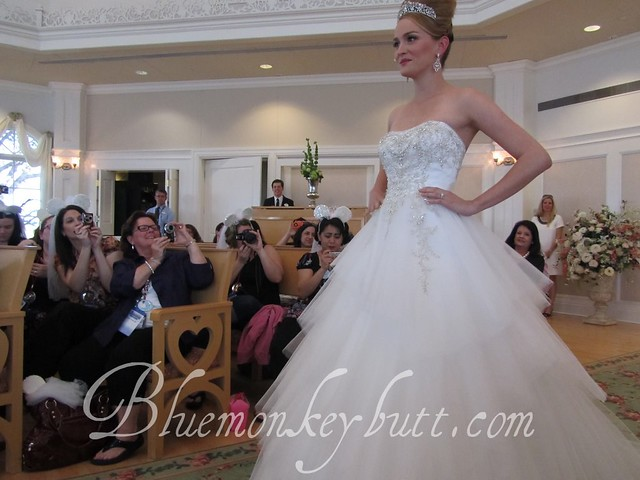 Cinderella Platinum Anniversary Gown from Alfred Angelo
