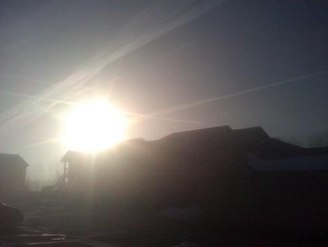 028/365 {2011} - Sun is Melting