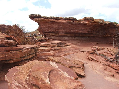 Kalbarri Red Rocks