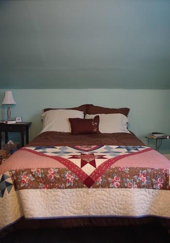 Master Bedroom - Current
