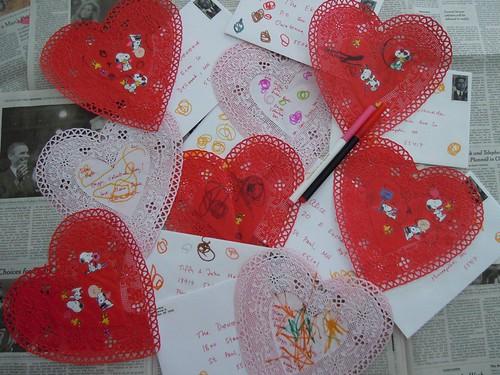 Toddler Valentines