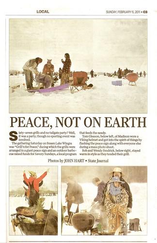 Grilln' 4 Peace 2011