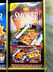 Bags for smoking food