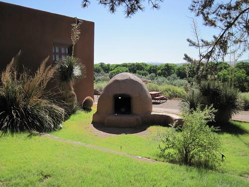 Traditional Pueblo Oven