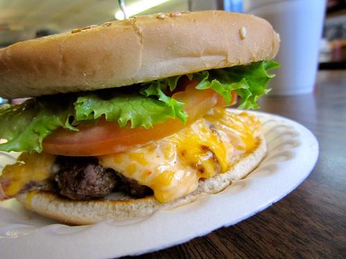 Pimento Cheese Burger