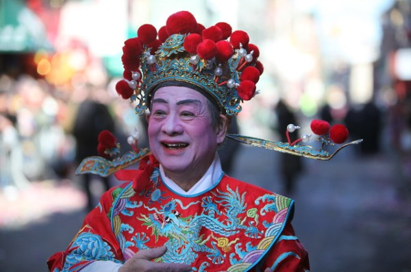 NYC Chinese New Year Parade (2011)