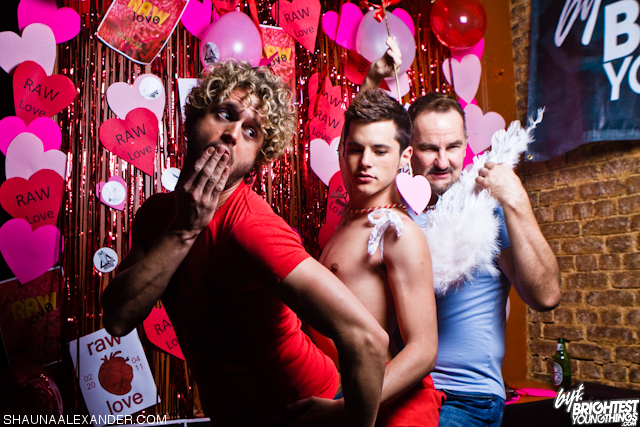 A RAW VDay with BYGays-3952