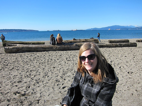 Tanie @ English Bay