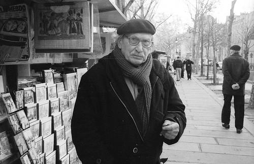 Portrait: Street Vendor