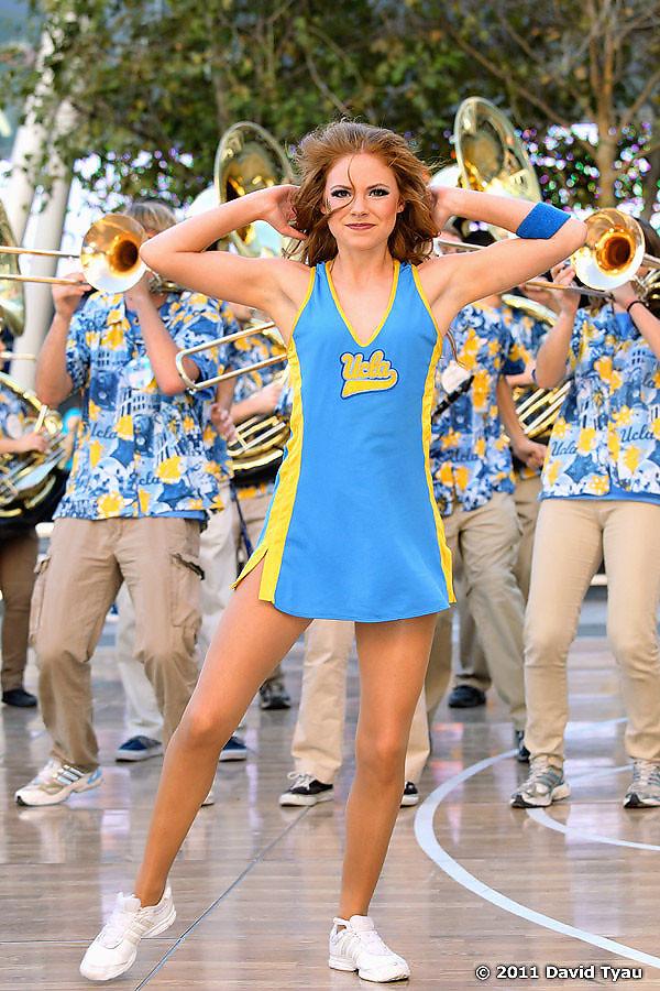 UCLA Dance Team 008