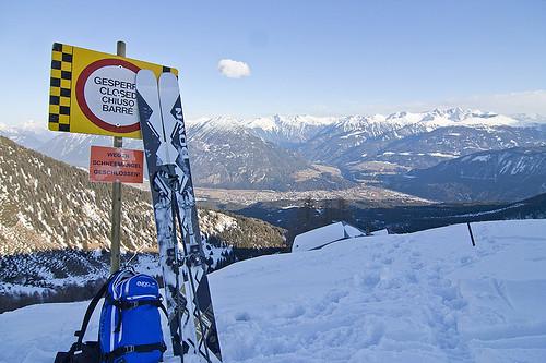 Testing in AT: Down Ski