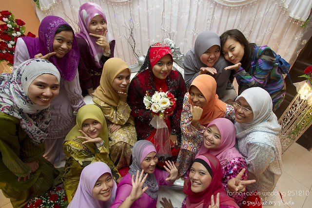 fariha azlan  wedding 0014