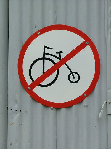 Penny Farthings Forbidden