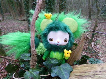 The Forest Sprite