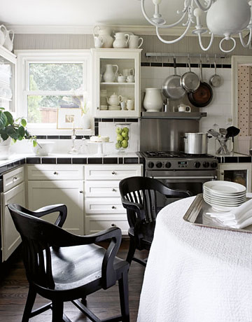 cozy kitchen2 House Beautiful