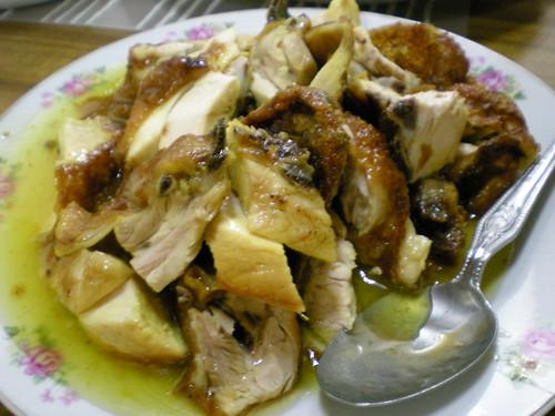 Y2K's lemon roast chicken