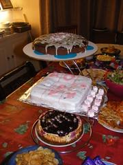 Poppy Elinor and Maddy's birthday party - february 2011 013