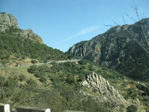 On the road to Granada