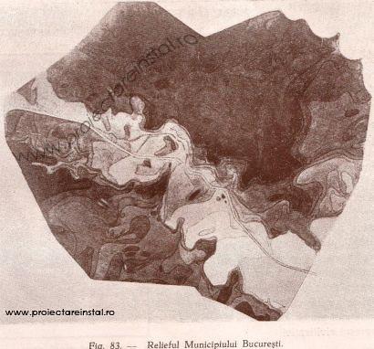 poza 02- Relieful Municipiului Bucuresti