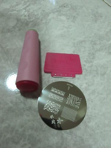 Singapore Lifestyle Blog, beauty, tutorials, nail art, manicures, nadnut, konad