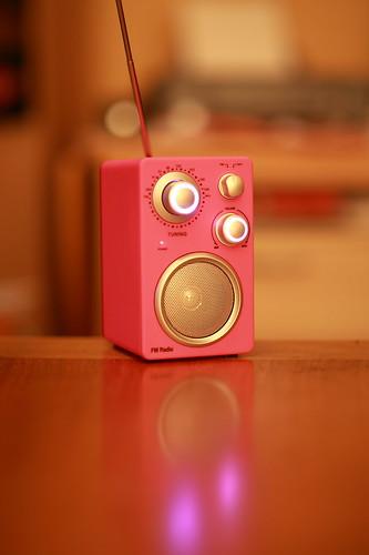Radio Bokeh