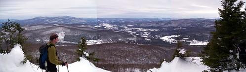 Laraway Lookout View