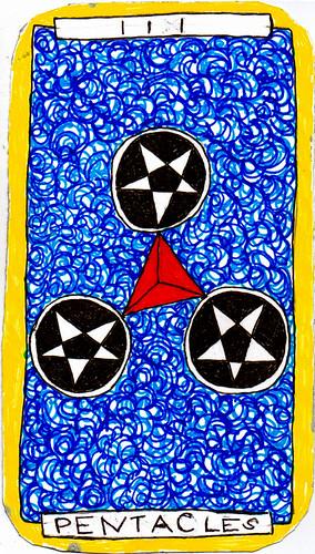 03 pentacles