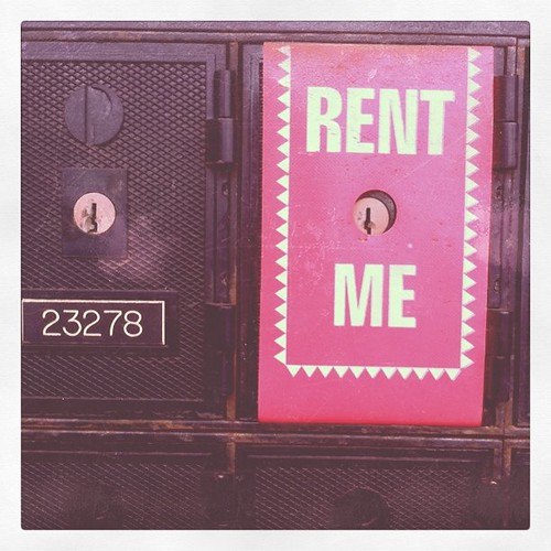 Rent Me… Please