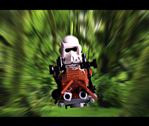 Endor Speeder