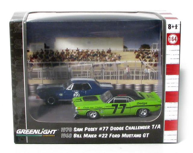 greenlight racing diorama