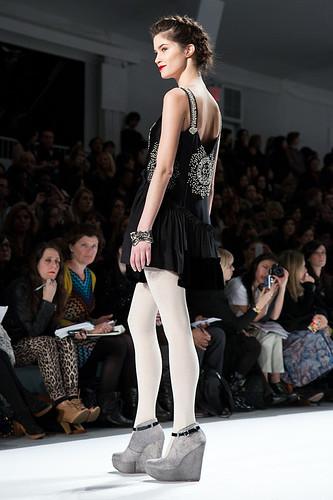 New York Fashion Week Fall 2011 - Nanette Lapore 36