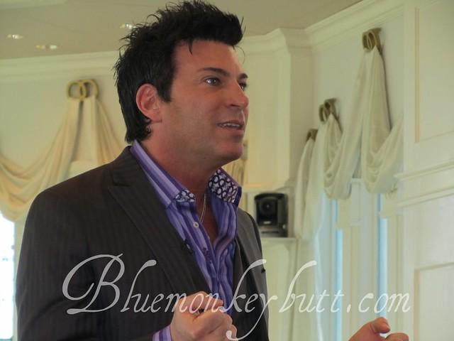 David Tutera from My Fair Wedding