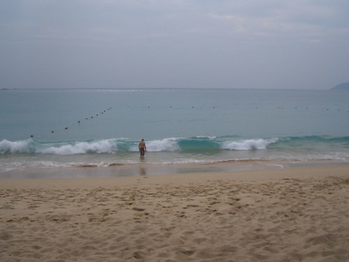 Taking the plunge in the South China Sea