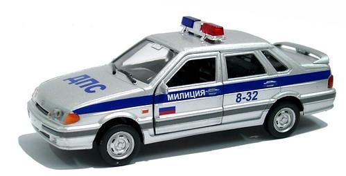 Autotime Lada 115 Samara road patrol