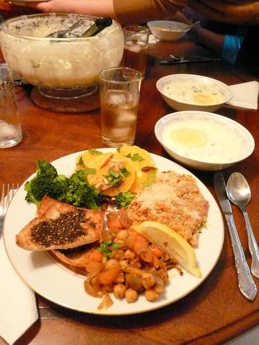 Mediterranean Dinner-2