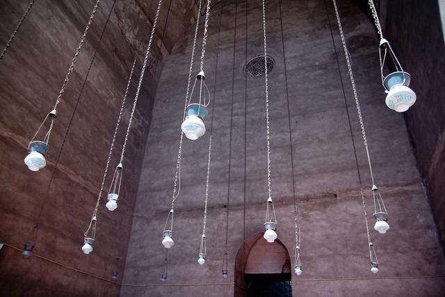 mosque lanterns
