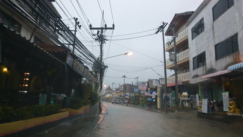 Koh Samui Flooding 28thMar.'11サムイ島洪水 (2)