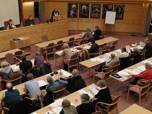 Bystyresalen Sarpsborg kommune